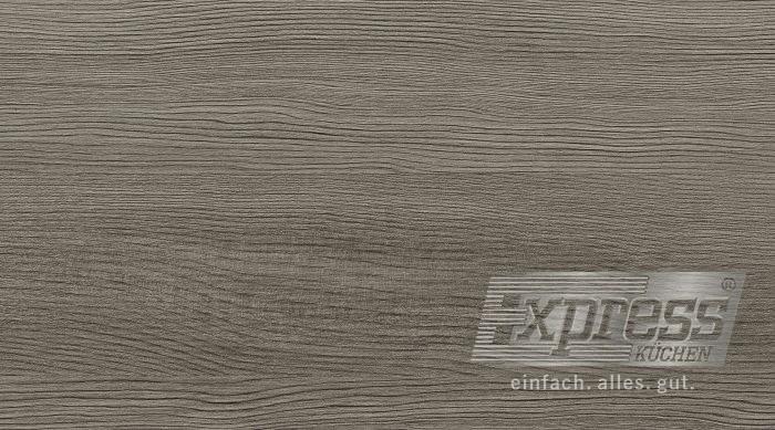 Arbeitsplatte P62 Eiche Grau
